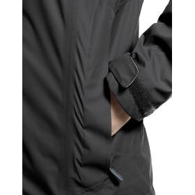 Maier Sports Metor 2 Layer Packaway Jacket Damen black